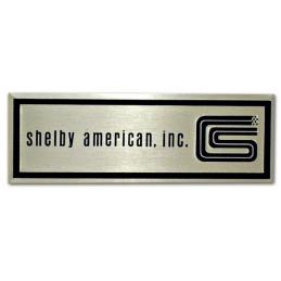 Emblém prahu Shelby (pár)...