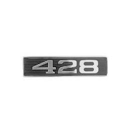 428 Emblém přívodu vzduchu 69
