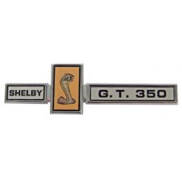 Emblém Shelby GT350  67