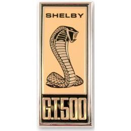 Emblém blatníku GT500,...