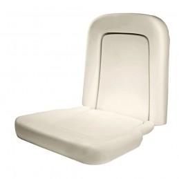 Polstrování sedadla (sedák...