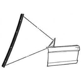 Těsnění trojúhelníkového...