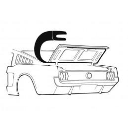 Těsnění kufru, fastback 64-66