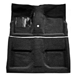 Fastback koberec, černá 65-68
