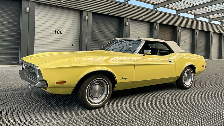 Ford Mustang Convertible 1971